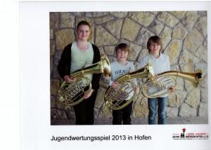 Jugendwertungsspiel Aalen-Hofen 2013